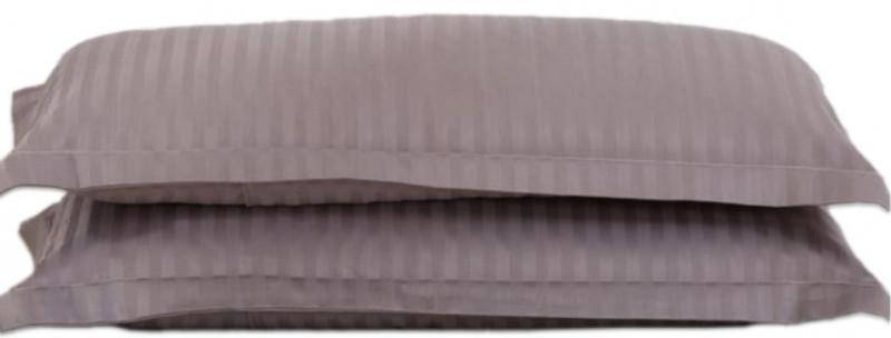 Set fete de perna 70x70 cm Damasc bumbac 100% gri