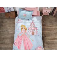 Lenjerie de pat pentru copii - Clasy, din bumbac 100% - Allysa