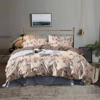 Lenjerie de pat rabat/finet, pentru 2 persoane, Ralex Pucioasa - Elisa