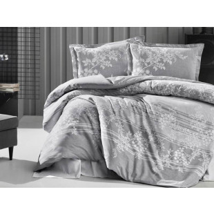 Lenjerie de pat pentru 2 persoane - Clasy, din bumbac 100% - Camelia