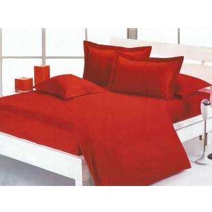 Lenjerie de pat Pucioasa, din bumbac 100% Damasc, 2 persoane, 4 piese, Dormy Pucioasa - Cora