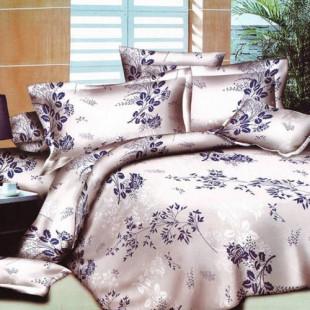 Lenjerie de pat rabat/finet, pentru 2 persoane, Ralex Pucioasa - Carmen