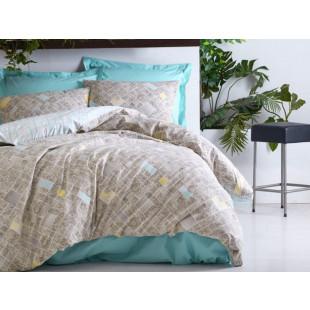 Lenjerie de pat pentru 2 persoane, 4 piese - Cotton box, din bumbac 100% - Dory