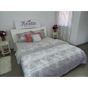 Lenjerie de pat pentru 2 persoane - Clasy, din bumbac 100%