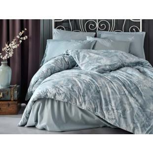 Lenjerie de pat pentru 2 persoane - Clasy, din bumbac 100% - Elisa