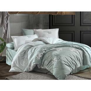 Lenjerie de pat pentru 2 persoane - Clasy, din bumbac 100% - Hermina