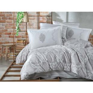 Lenjerie de pat pentru 2 persoane - Clasy, din bumbac 100% - Mella
