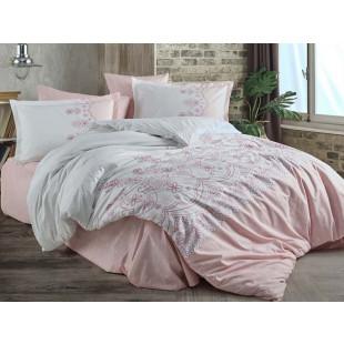 Lenjerie de pat pentru 2 persoane - Clasy, din bumbac 100% - Nadia
