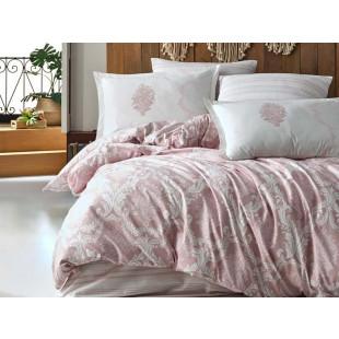 Lenjerie de pat pentru 2 persoane - Clasy, din bumbac 100% - Nicolle
