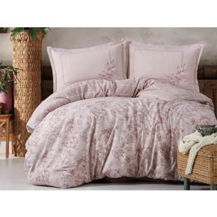 Lenjerie de pat pentru 2 persoane - Clasy, din bumbac 100% - Luisa