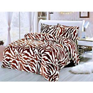 Lenjerie de pat Cocolino, pentru 2 persoane, cu 4 piese, East Confort - Melisa