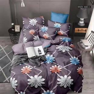 Lenjerie de pat rabat/finet, pentru 2 persoane, Ralex Pucioasa - Mina