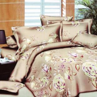 Lenjerie de pat rabat/finet, pentru 2 persoane, Ralex Pucioasa - Olivia