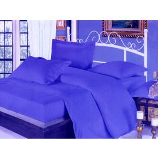 Lenjerie de pat Pucioasa, din bumbac 100% Damasc, 2 persoane, 4 piese, Dormy Pucioasa - Paula