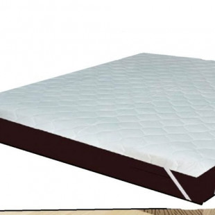 Protectie saltea, matlasata 90x200 cm, cu elastic, Ralex Pucioasa