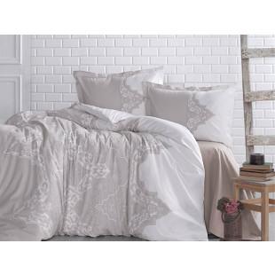 Lenjerie de pat pentru 2 persoane - Clasy, din bumbac 100% - Sasha