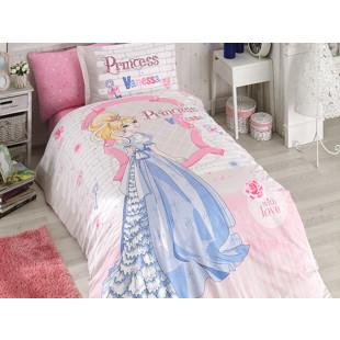 Lenjerie de pat pentru copii - Clasy, din bumbac 100% - Vanessa