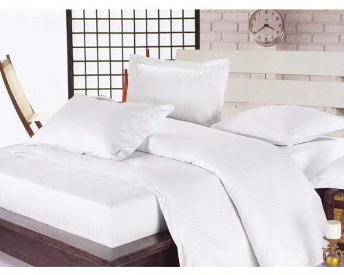 Lenjerie de pat Pucioasa, din bumbac 100% Damasc, 2 persoane, 4 piese, Dormy Pucioasa - Helene