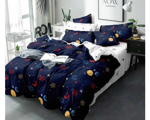 Lenjerie de pat pufoasa cocolino, pentru 2 persoane, 4 piese, Ralex Pucioasa - Luiza