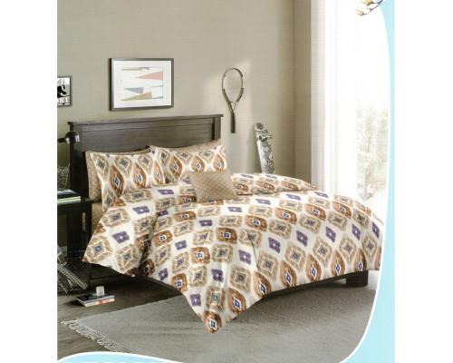 Lenjerie de pat rabatfinet, pentru 2 persoane, Ralex Pucioasa - Nadina